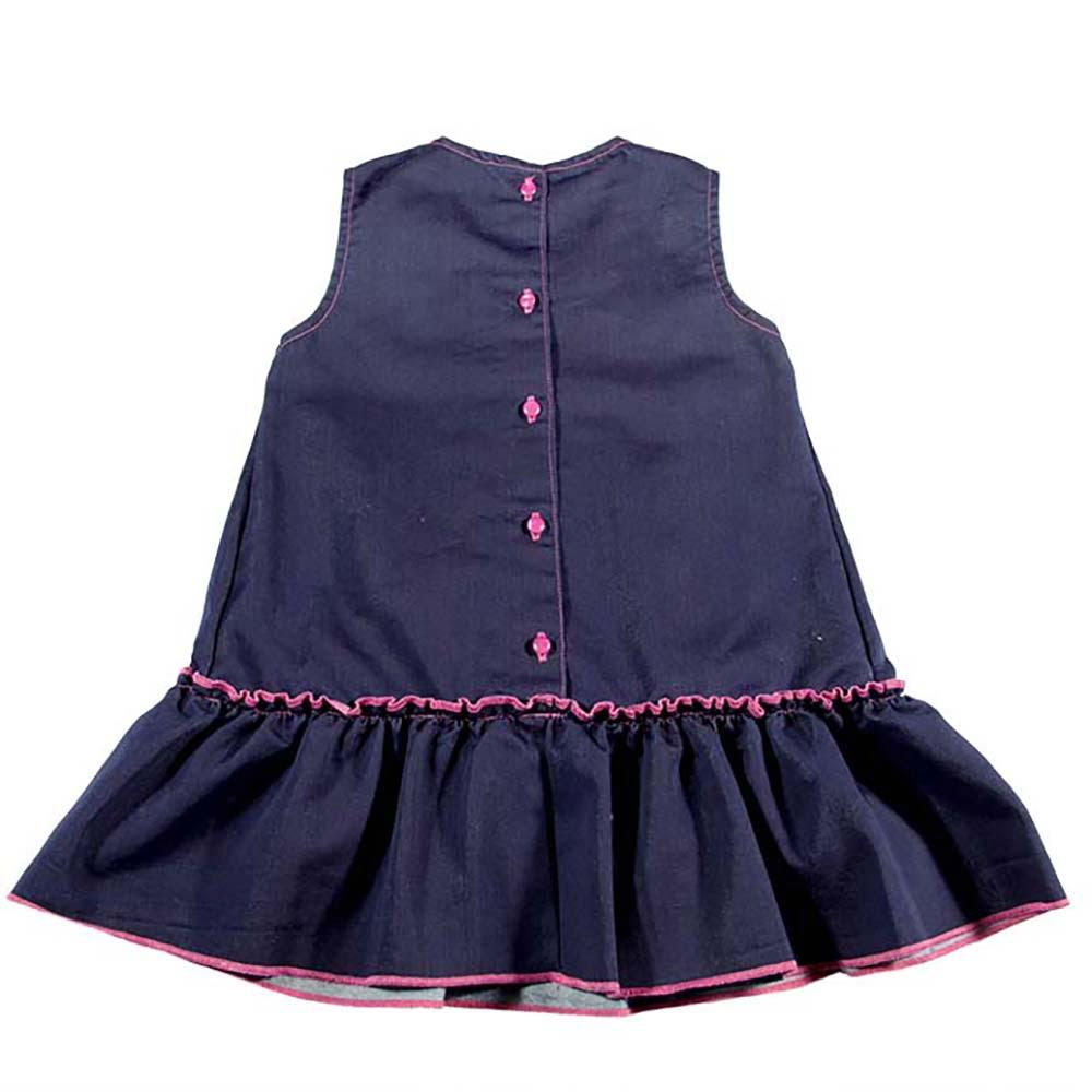 Amelie traper haljina za djevojčice