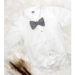 Bodi košulja bijela za bebe
