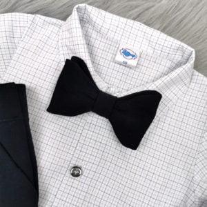 nježni karirani uzorak na bodi košulji za bebe