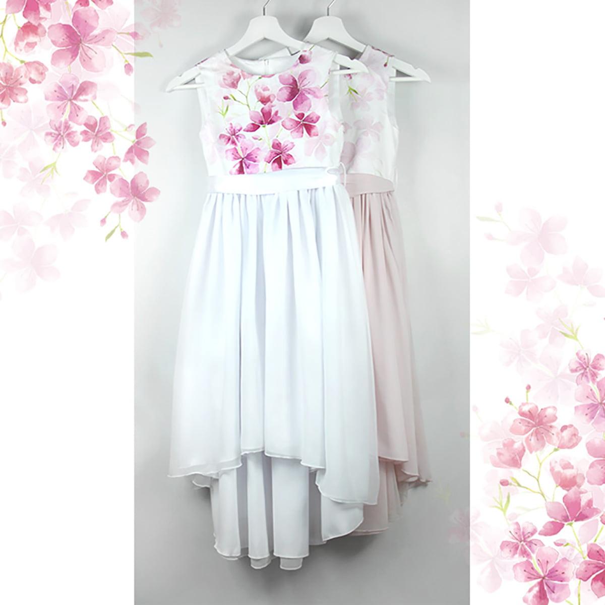 cherry blossom svečana haljina za djevočice