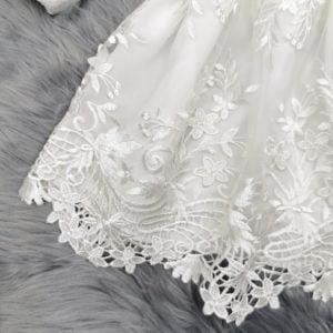 detalj čipka chiara haljine