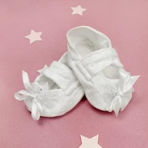 Cipelice za Chloe komplet za krštenje
