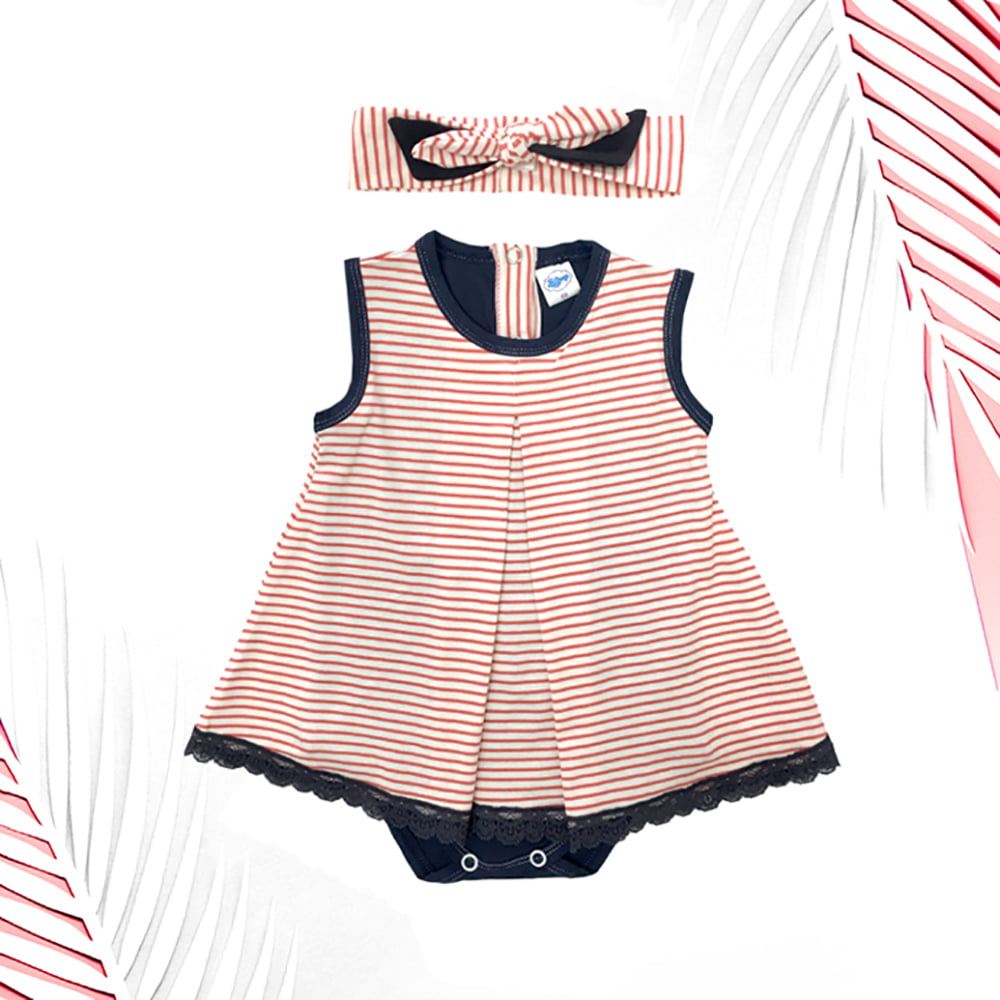 Coco marin bodi haljina jersey