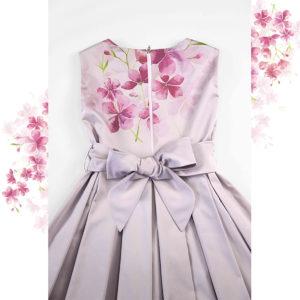 deneuve haljina s mašnom