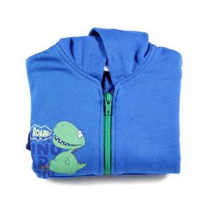 dino plava trenirka za bebe