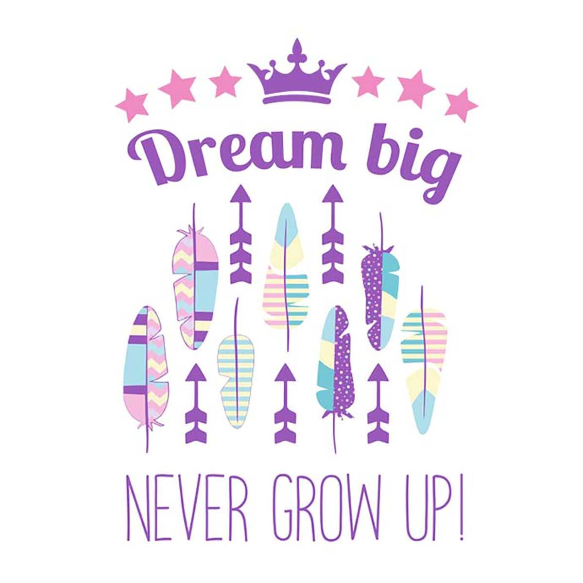 dream big ilustracija za djecu
