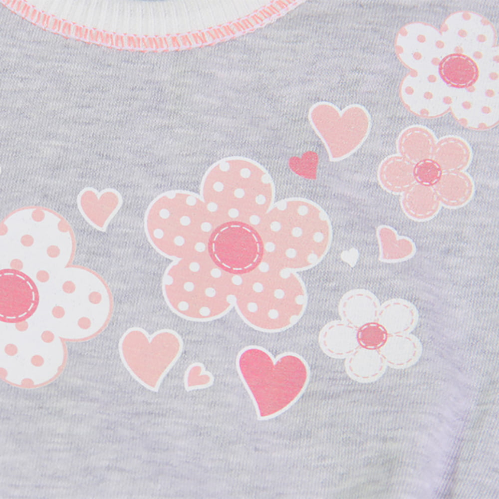 Cvjetni print rozi Flora divine