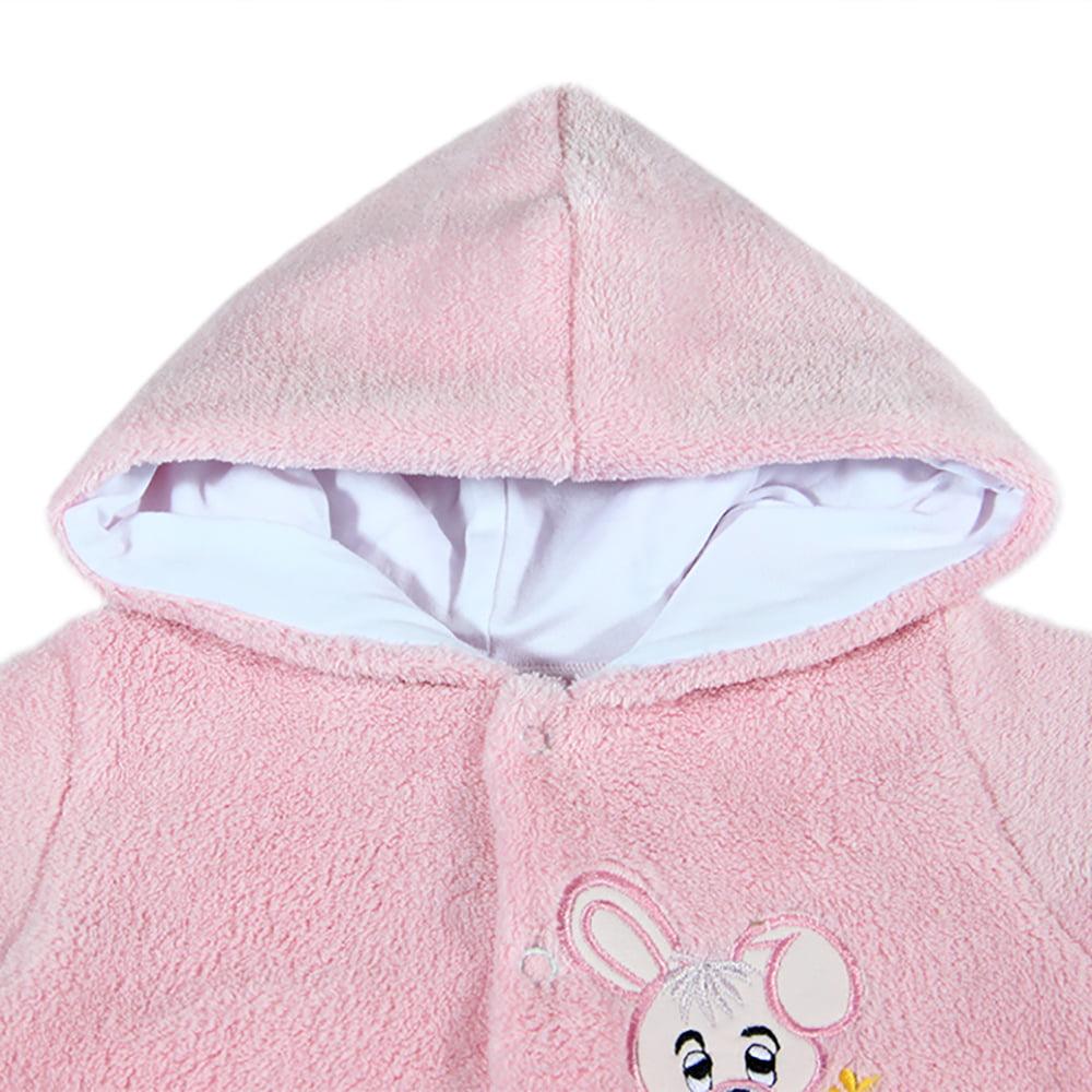 Zimski kombinezon za bebe s kapuljačom