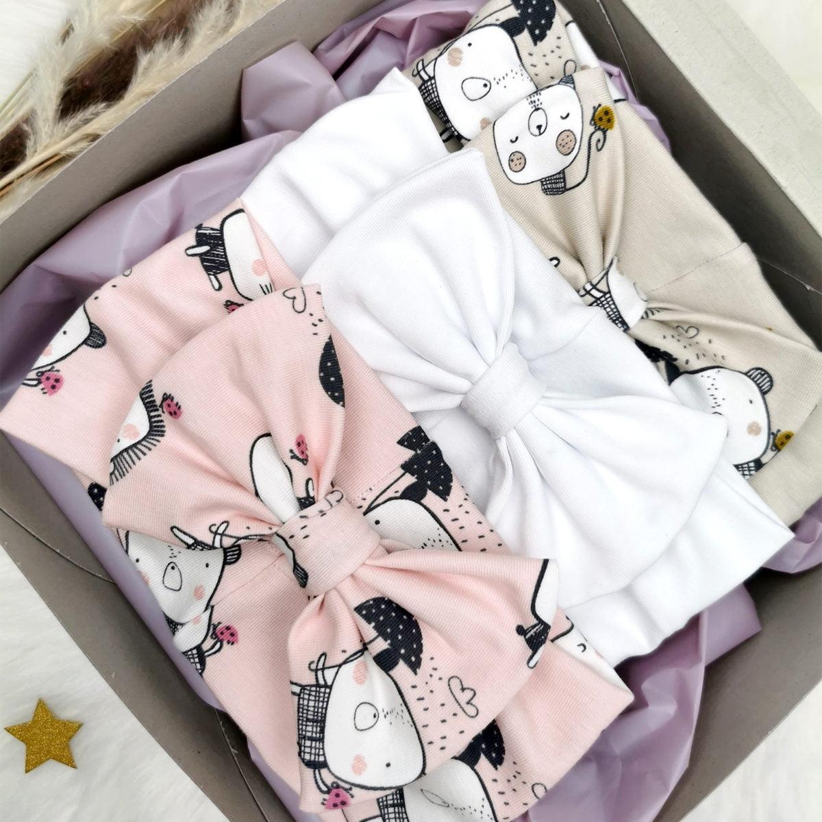 poklon set kawaii pastelnih trakica za bebe