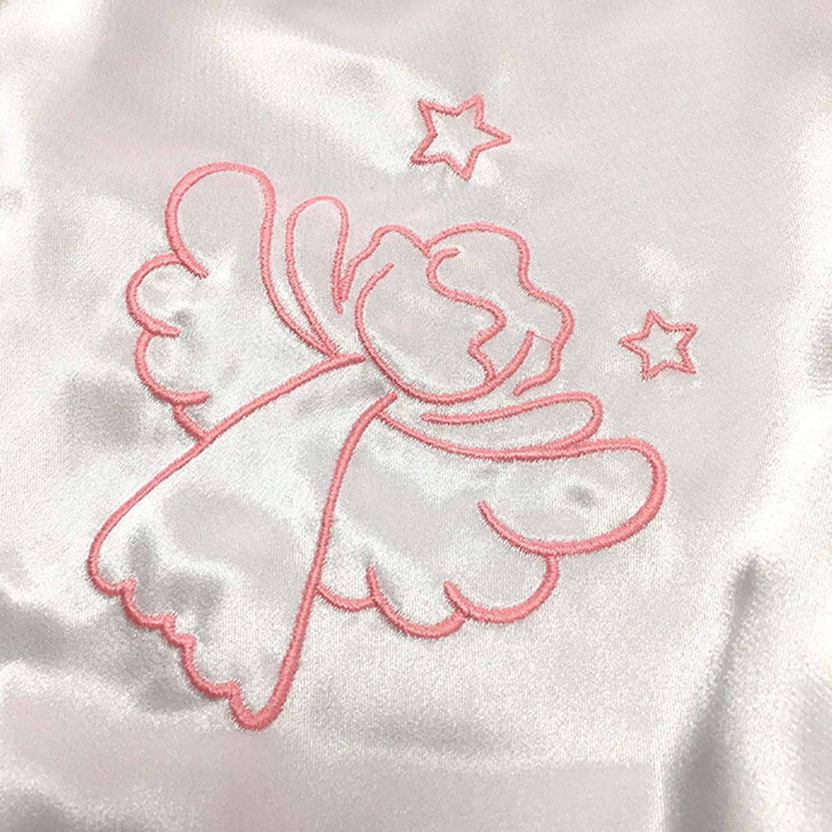 rosi anđeo na krsnoj košuljici