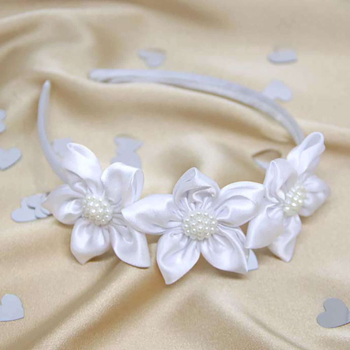 ručno rađeni cvjetići za svečani rajf
