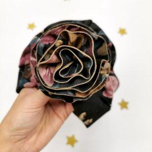 ručno rađeni ukras lady turbana zimske kape