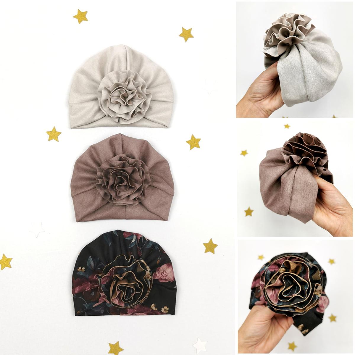 zimska kolekcija lady turbana s velikim ukrasom