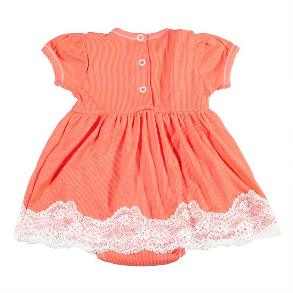 Lepršava Le petit orange ljetna haljina