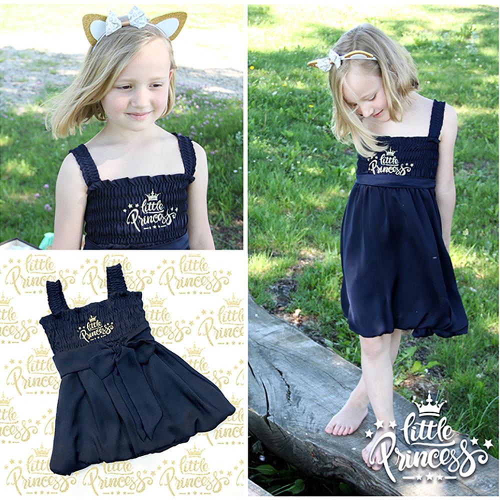 little princess haljina