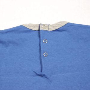 kopčanje majice za bebe
