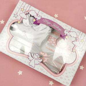 Moje krštenje poklon kutija za djevojčicu