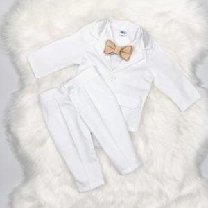 bijelo odijelo za krštenje