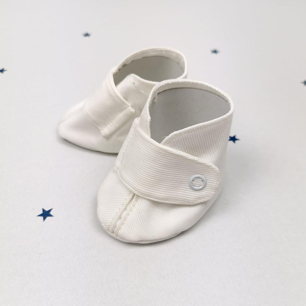 bijele cipelice uz odijelo Mr. white