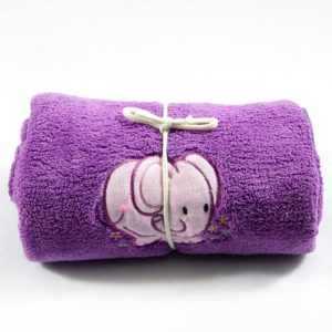 Nježna i meka deka za djevojčice