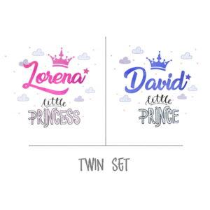 Personalizirane tetrice za blizance super poklon