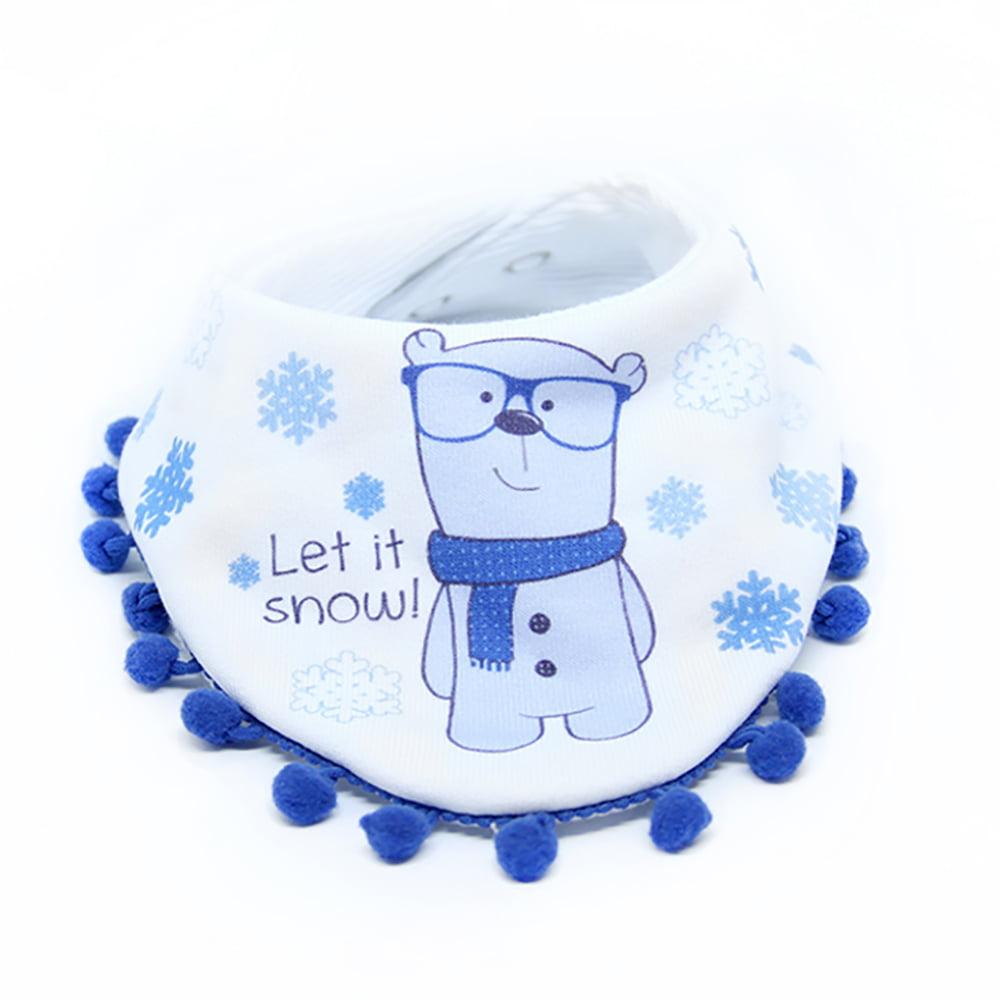 Let it snow pom pom slinček marama