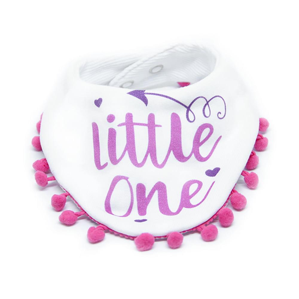 Little one rozi pom pom slinček marama