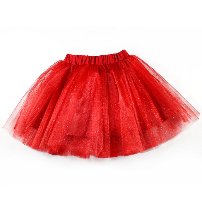red princess crvena suknja od tila