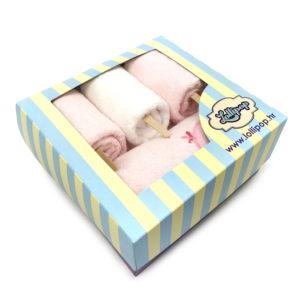rozo bijeli poklon set za male bebe