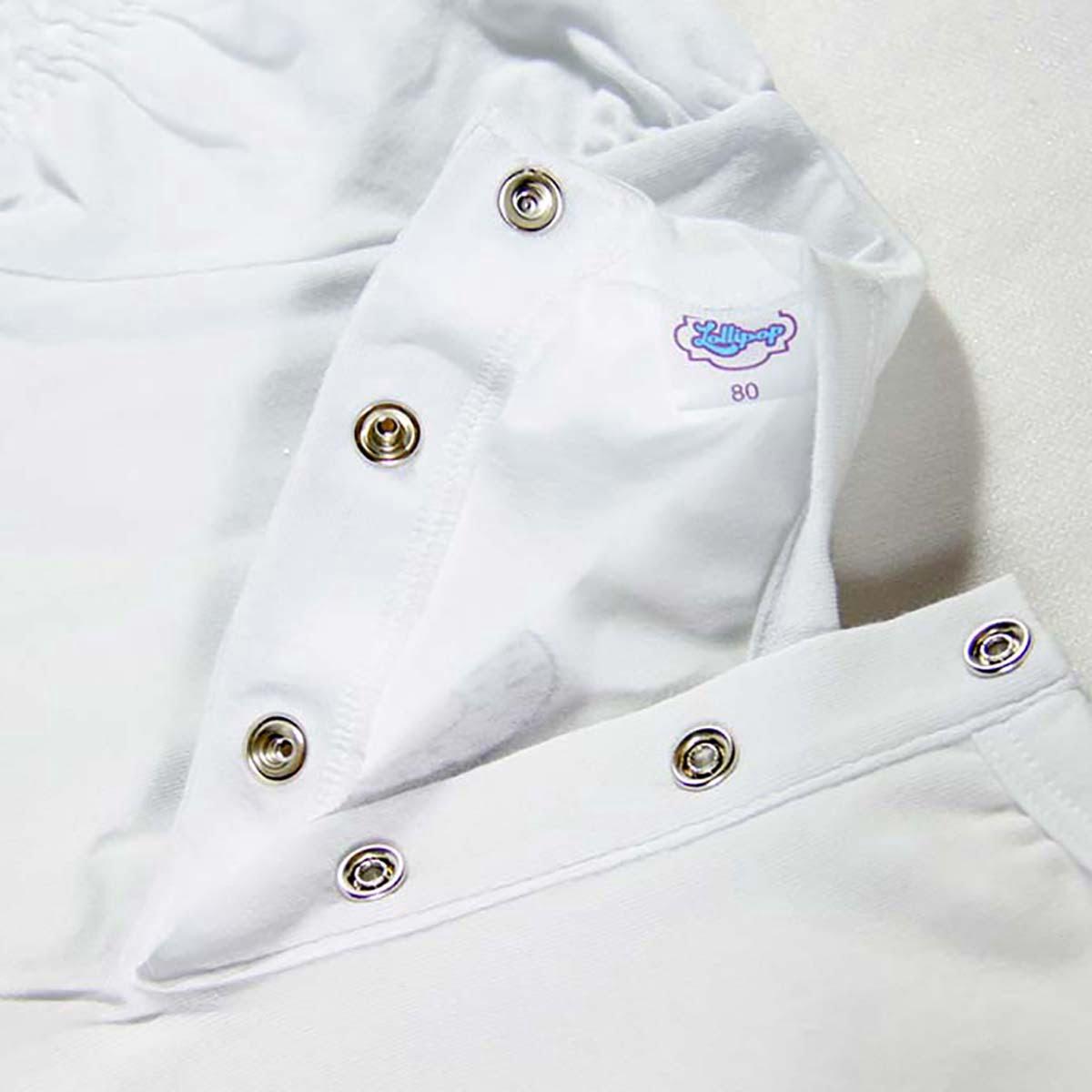 kopčanje na leđima majica za bebe