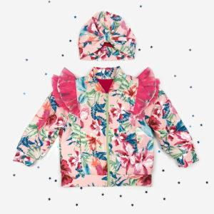 šare jaknica s turbanom