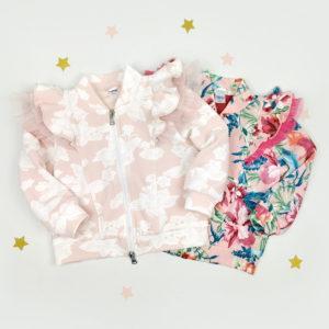 šare jaknice za bebe i djevojčice