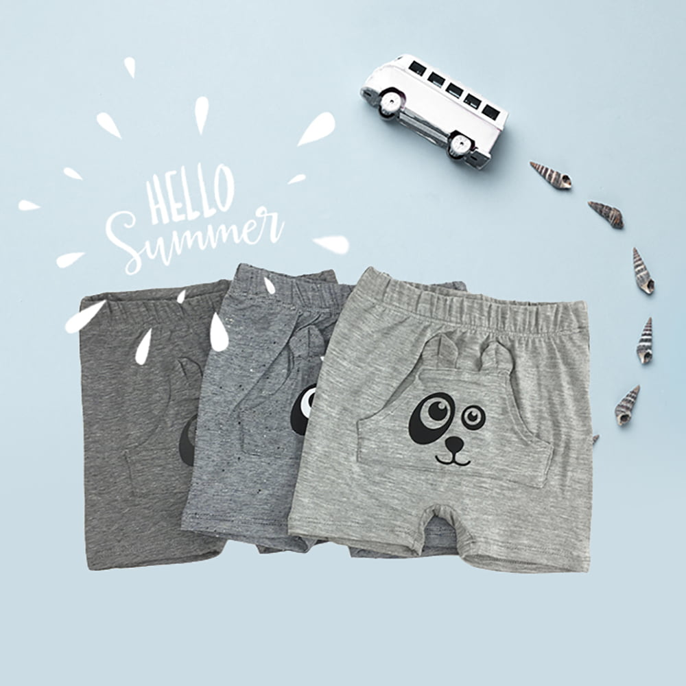 ljetne kratke hlače s printom za bebe dječake
