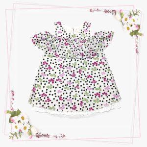 del fiore haljina za djevojčice