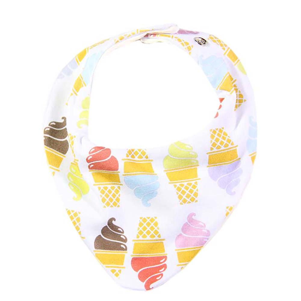 Sladači na marami slinčeku za bebe