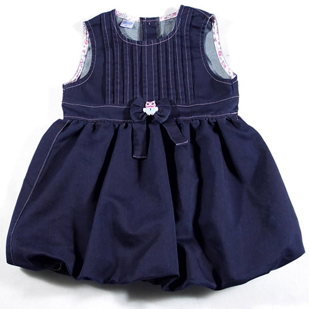 So cute traper haljina na puf