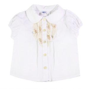 Starring blouse bijela košulja
