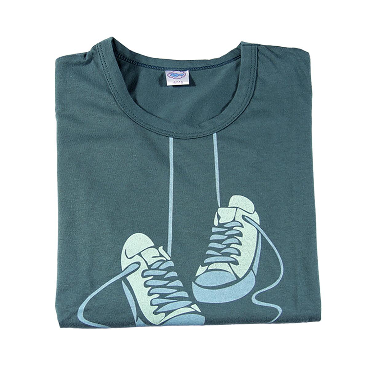 majica s printom tenisica