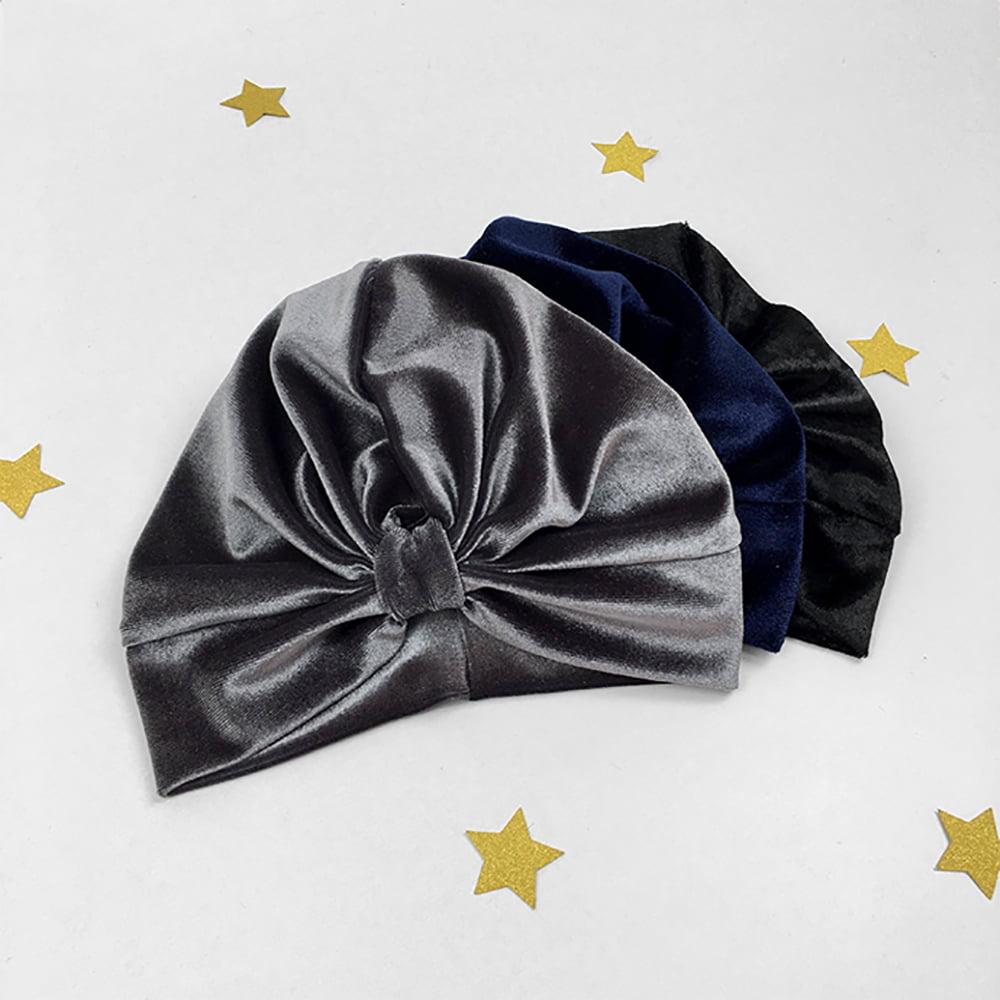 Sjajni glamurozni turban za djecu i odrasle