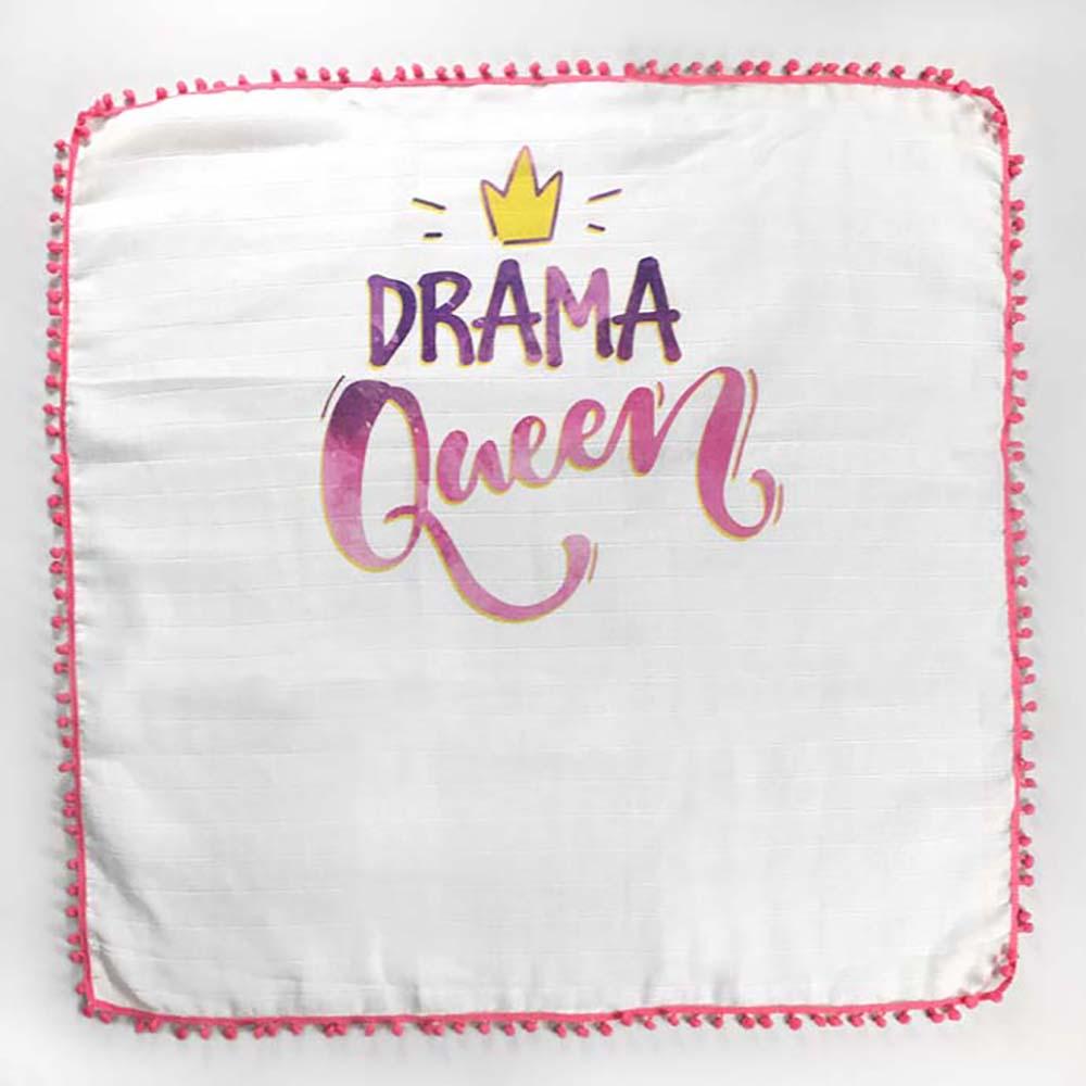 Roza pom pom tetrica ljetni pokrivač za bebe