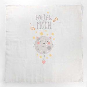 Moon nježna ilustracija tetra pelene za bebe