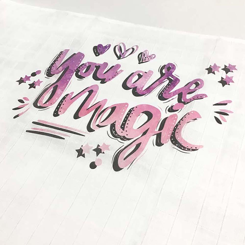 You are magic tetrica za bebe s natpisom