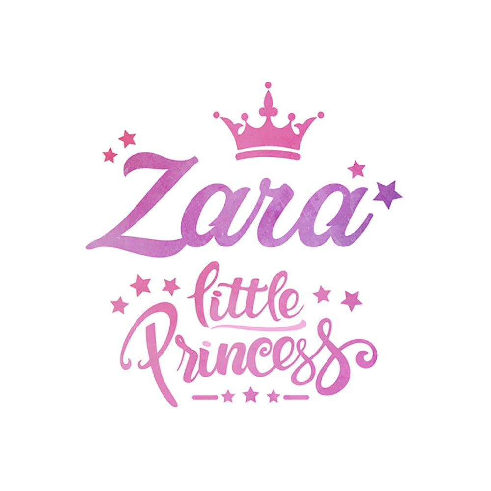 Personalizirana tetra pelena little princess