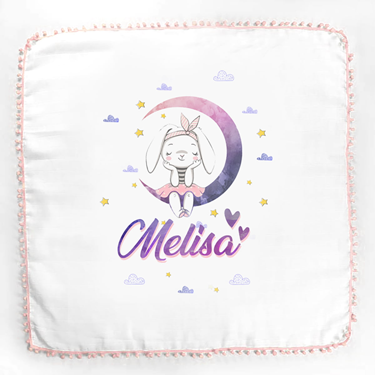 Melisa tetra pelena roza sa zekom