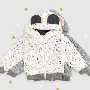twinkle jaknice s kapuljačom