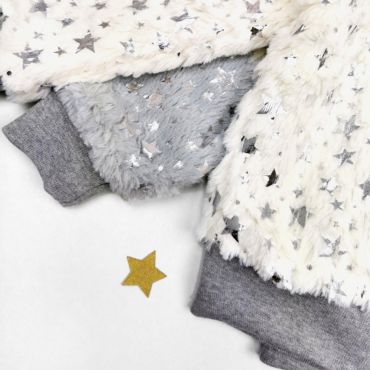 dvije varijacije twinkle jaknica