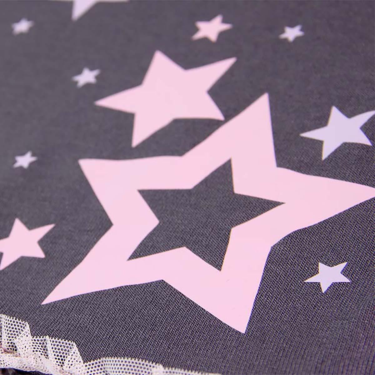 zvijezde twinkle sive tunike
