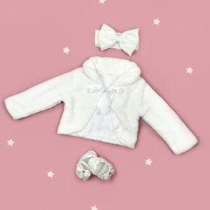 Vanilla topla bundica za bebe