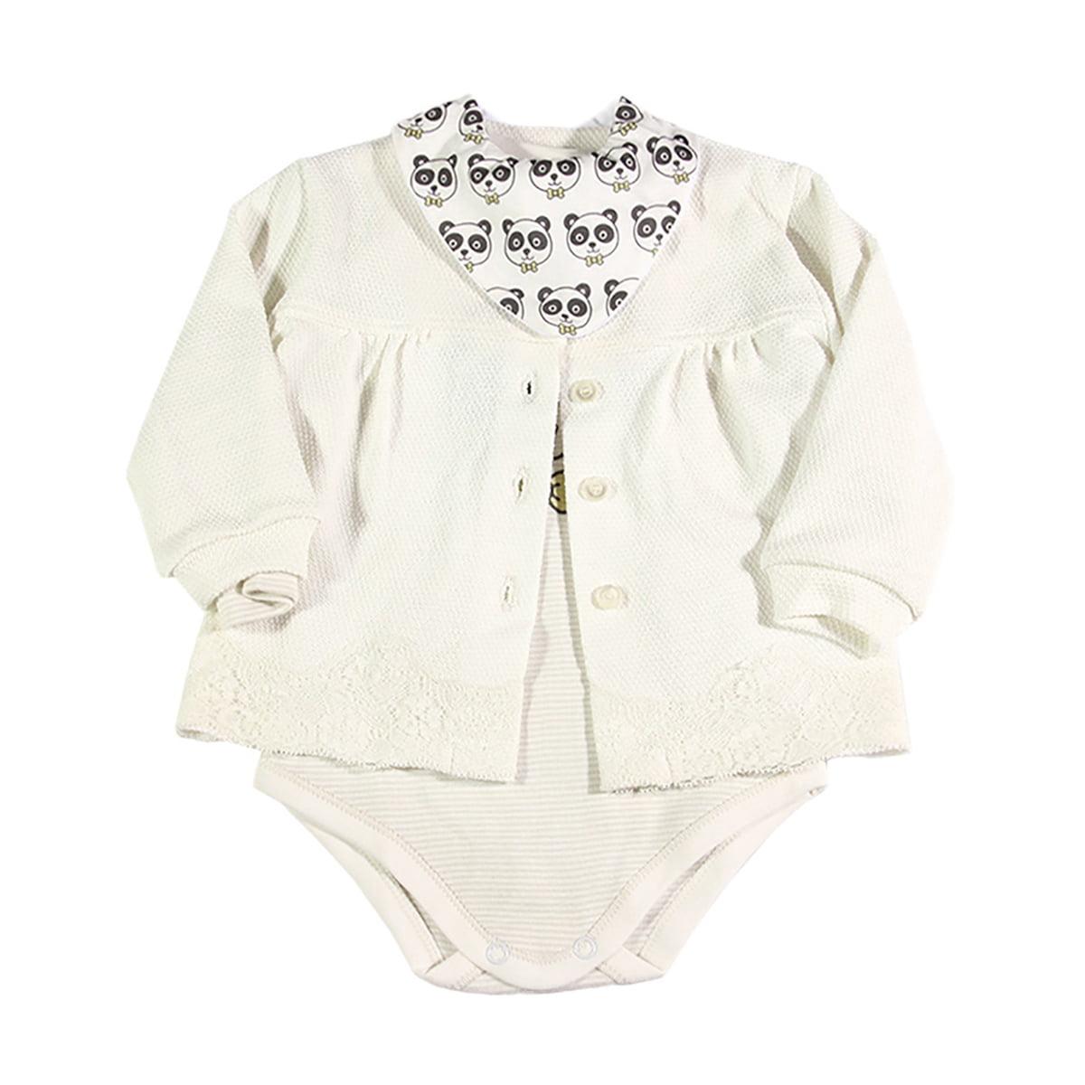 vanilla charm bijeli komplet za bebe