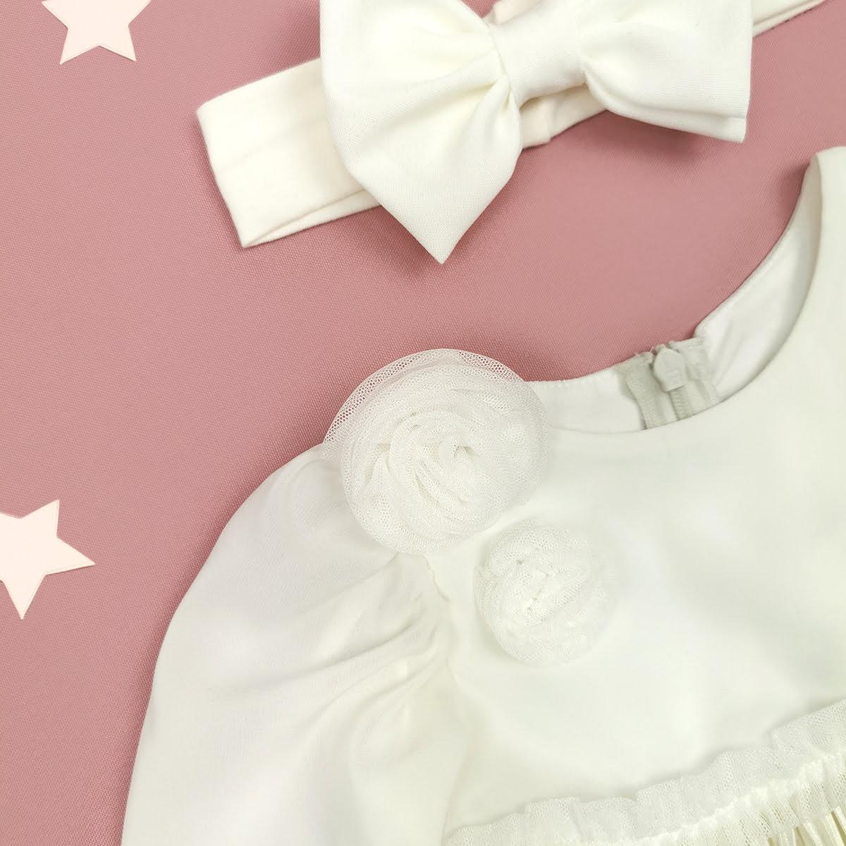 ukras kompletića za krštenje vanilla sky
